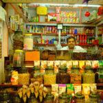 スピリチュアルあまら 浄化して幸運、第6チャクラを浄化するラッキーフード 写真の場所はインド、ケララ、トリバンドラムの市場