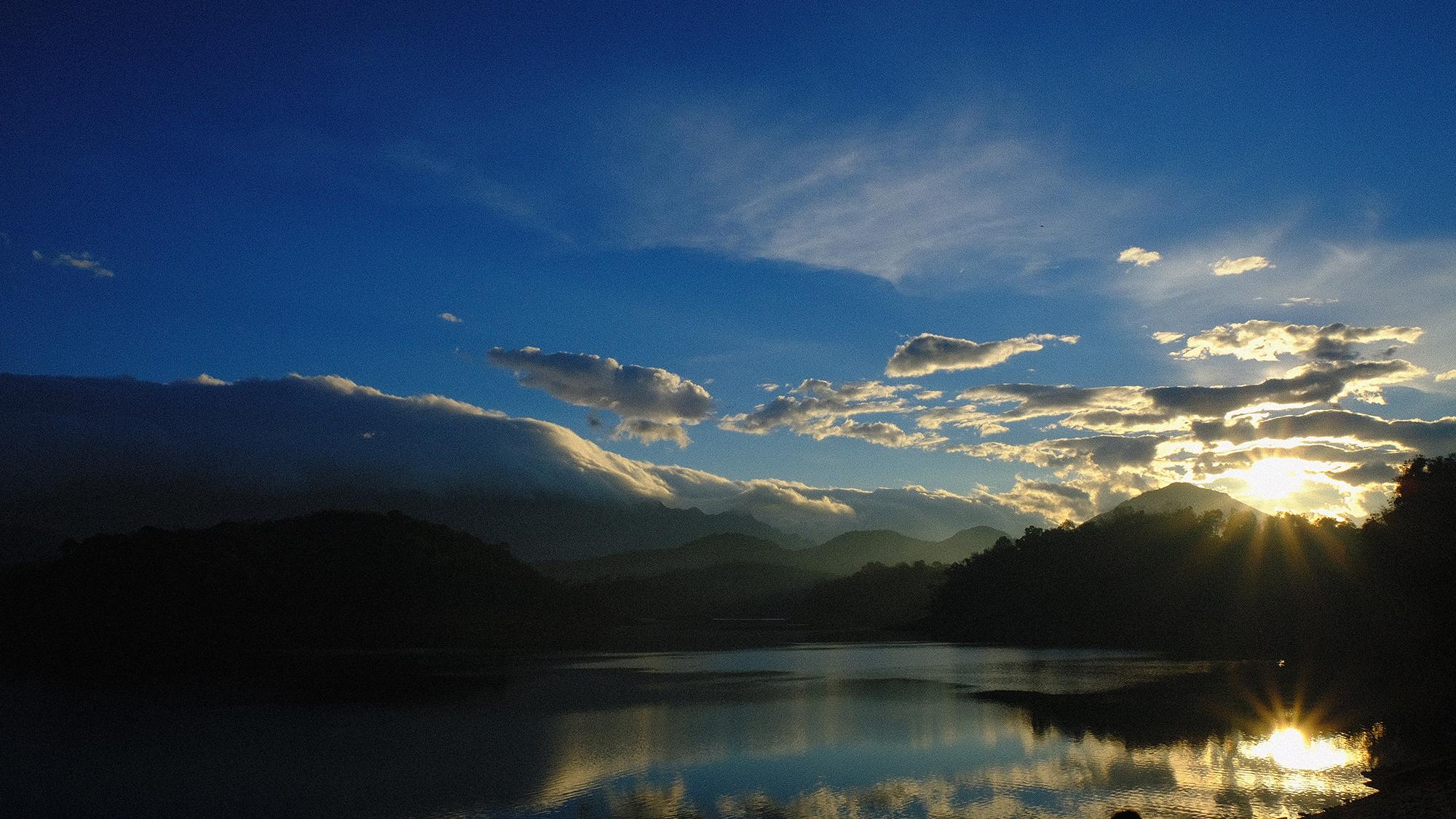 スピリチュアルあまら 大晦日に開運! インド、ケララ、ニアルダムの写真