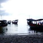 スピリチュアルあまら 日記をつけて開運!カンボジア、ロン島にて撮影。